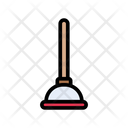 Wiper Cleaning Plumbing Icon