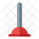 Plunger Healtcare Cleaning Icon