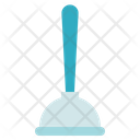 Hygiene Plunger Toilet Icon