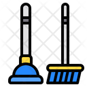 Plunger Furniture And Household Furniture Icon
