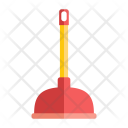 Plunger Household Cleaner Icon