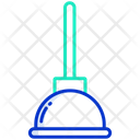 Plunger Cup Plunger Piston Icon