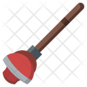 Plunger Furniture And Household Tools And Utensils Icon