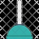 Bathroom Pump Plunger Plumbing Icon