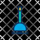 Unclog Clogging Toilet Icon