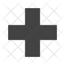 Cross Plus Icon