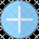 Plus Positive Mark Icon