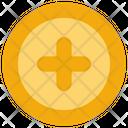 Interface Circle Plus Icon