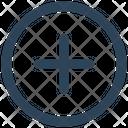 Circle Plus New Icon