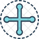 Plus Add Cross Icon