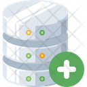 Plus Databse Add Database Add Data Icon