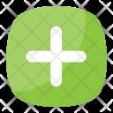Addition Plus Symbol Icon