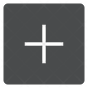 Plus Square Icon