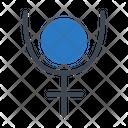 Astrology Planet Pluto Icon