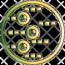 Pluto Space Cosmos Icon