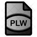 Plw File Icon