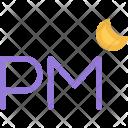 Pm Nature Phenomenon Icon