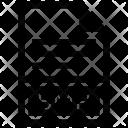 Pmp File Icon