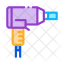 Pneumatic Wrench Icon