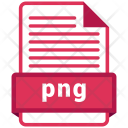 Png File Formats Icon