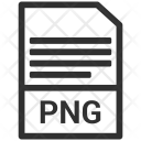 File Formate Png Icon