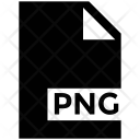 Png File Portable Icon