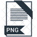 Png Format Document Icon