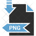 Png File Formt Icon