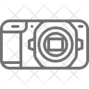 Pocket Cinema Camera Icon
