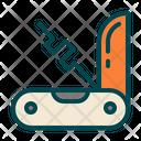 Pocket Knife Utility Knife Folding Knife Icon