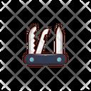 Pocket Knife Swiss Knife Icon