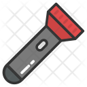 Electric Torch Flashlight Icon