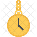 Pocket Watch Clothes Icon