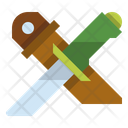 Knife Equipment Pocketknife Icon