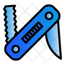 Knife Swiss Knife Camp Icon