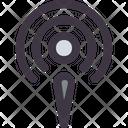 Podcast Radio Signal Icon