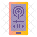 Pod Cast Mobile Icon
