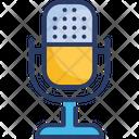 Podcast Sound Audio Icon