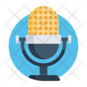 Podcast Webcast Broadcast Icon