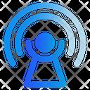 Podcast Signal Radio Icon