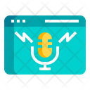 Ipodcasting Podcasting Mic Icon