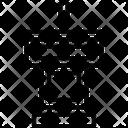 Lectern Podium Lectern Icon