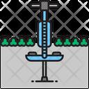 Pogo Stick Icon