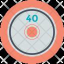 Point Tabel Dart Icon