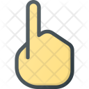 Point Up Show Icon