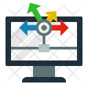 Point Chart Report Icon