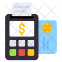 Pos Point Of Sale Payment Machine Icon