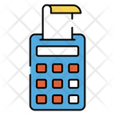 Pos Point Of Sale Billing Machine Icon