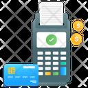 Cash Register Pos Terminal Cash Till Icon