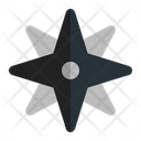 Point Of The Compass Icon